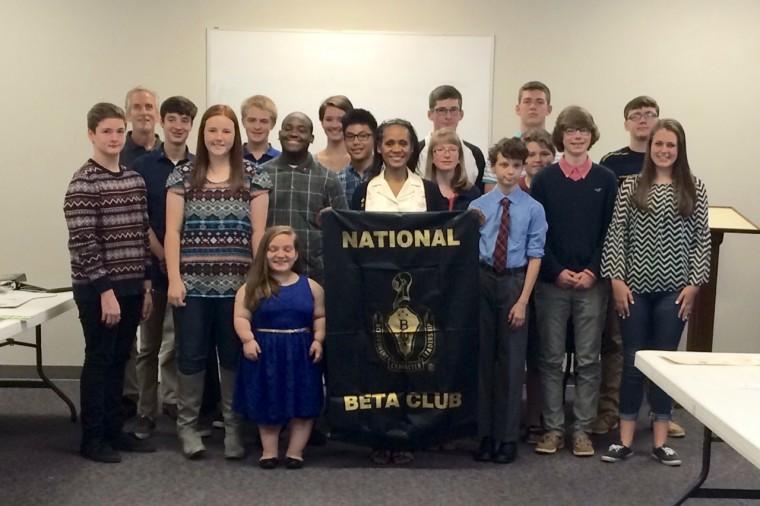 Beta Club 2015:2016